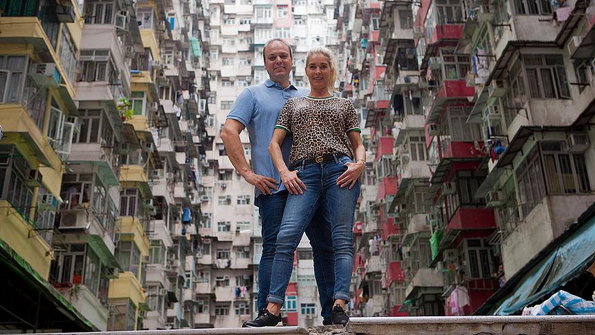 Dating diensten in Hong Kong