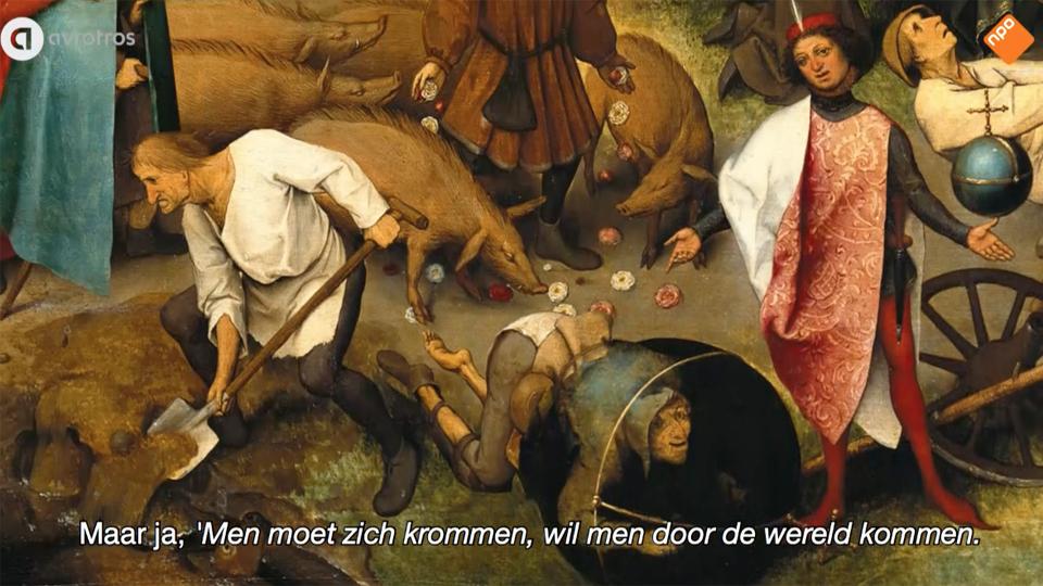 Altijd Te Zien Nederlandse Spreekwoorden Van Brueghel De