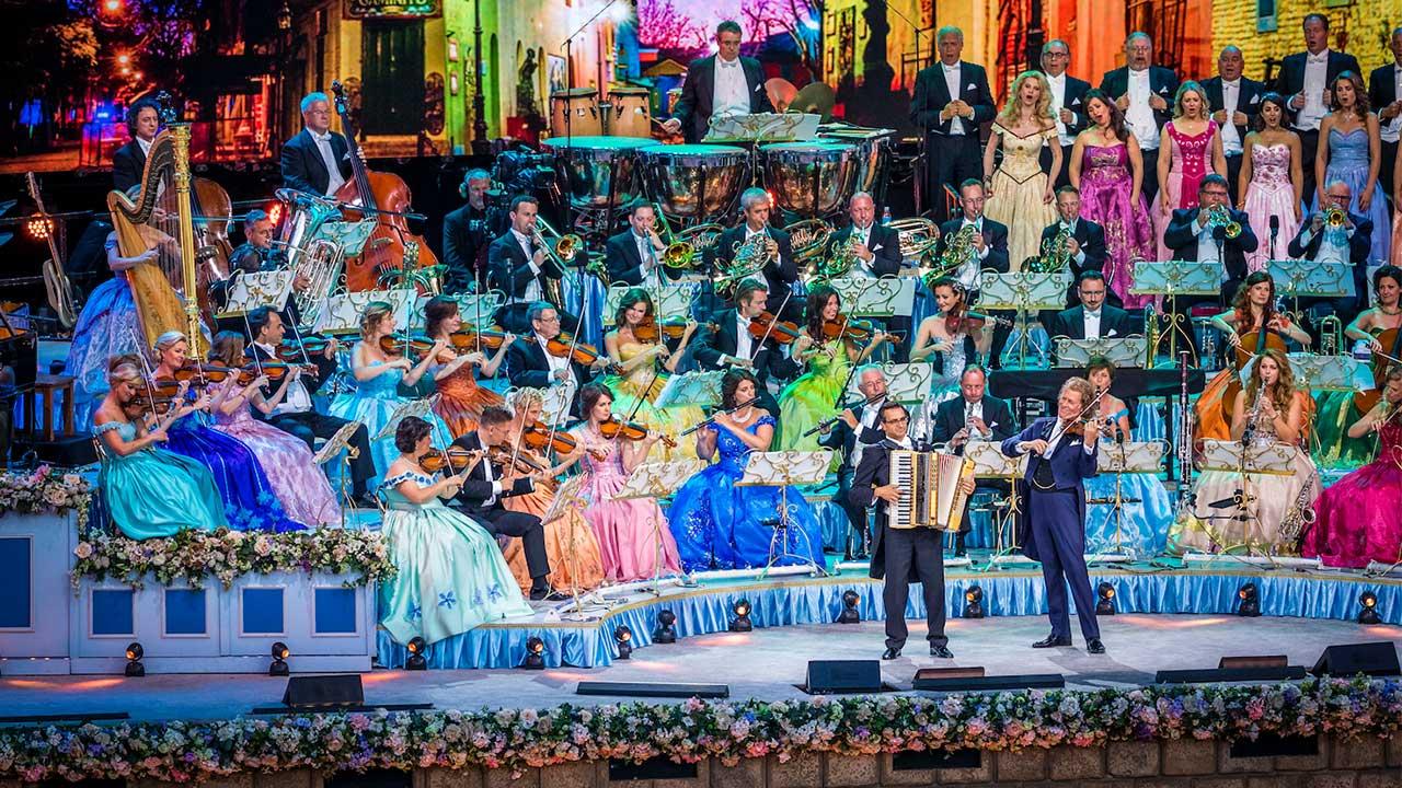 André Rieu en het Johann Strauss Orkest