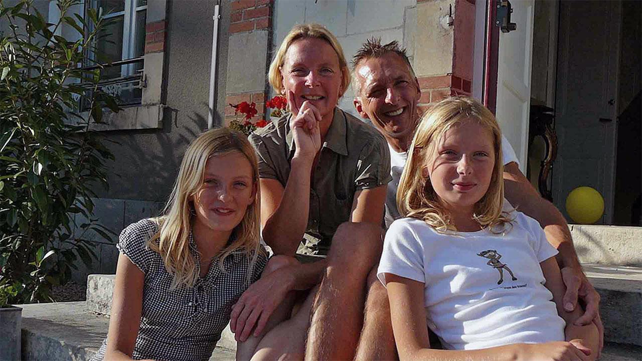 Martien debuteerde in 2006 in 'Ik vertrek'