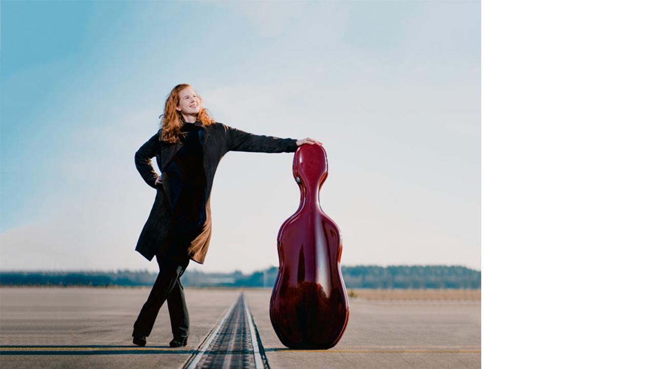 Harriet Krijgh op het Internationaal Kamermuziek Festival Utrecht