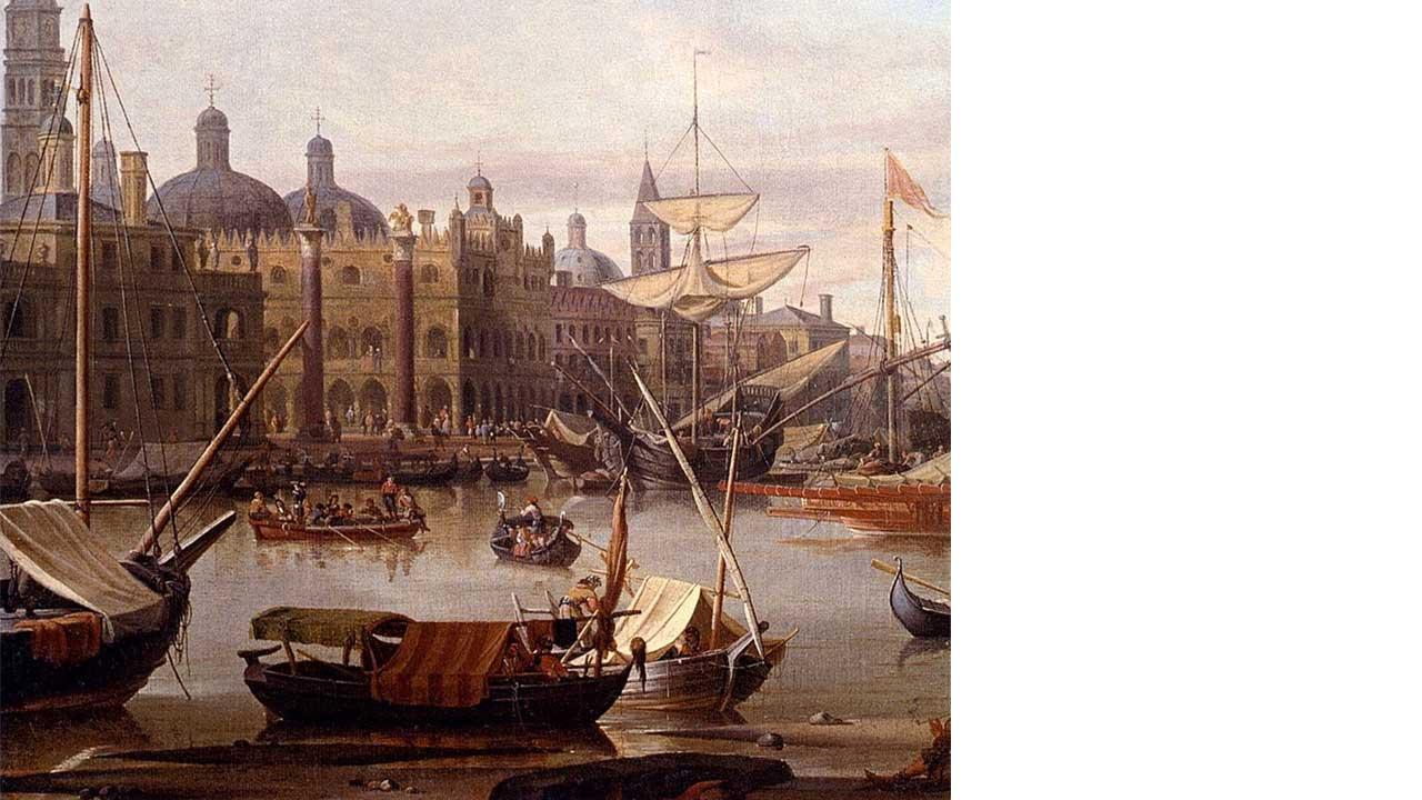 Venetië in de 17e eeuw
