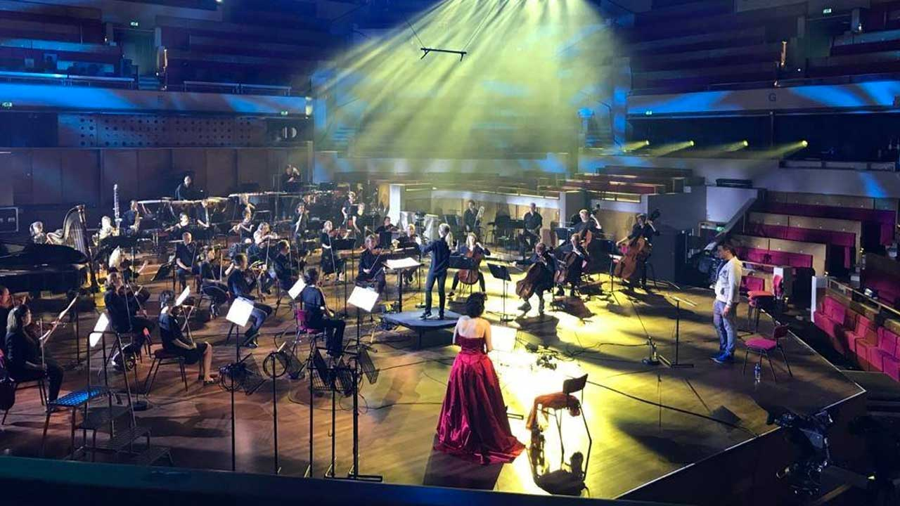 De repetitie in TivoliVredenburg