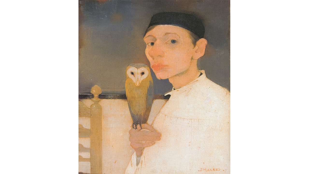 Jan-Mankes---Zelfportret-met-uil---1911.jpg