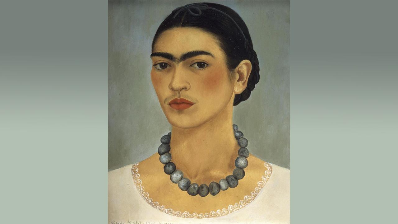 frida kahlo feminist die haar eigen werkelijkheid schilderde. Black Bedroom Furniture Sets. Home Design Ideas